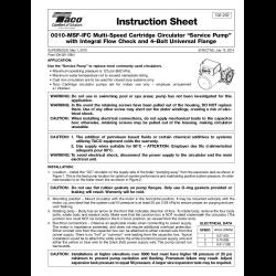 Free HVAC Revit Download – 3-Speed Cartridge Circulator – BIMsmith