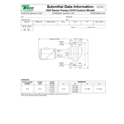 Free Pumps Revit Download – 1619 Series In-Line Pump – BIMsmith Market