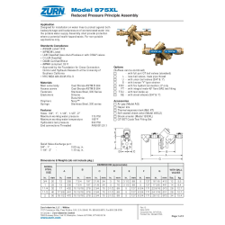 Free Fittings Revit Download – 34-975XL - Reduced Pressure
