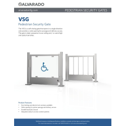 Free Access Security Revit Download – VSG Pedestrian