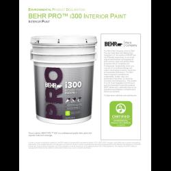 Free Paints Coatings Revit Download Behr Pro I300 Interior Semi Gloss Bimsmith Market