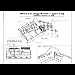 Free Roofing Revit Download – Saxony 900 Slate – BIMsmith Market