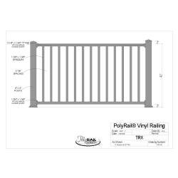 Free Railings Revit Download – TRX Vinyl – BIMsmith Market