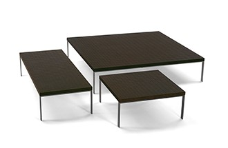 Geometrie Large Square Table - BIM / Revit File Download
