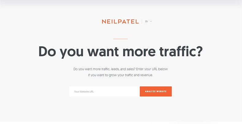 Neil Patel Marketing Newsletter