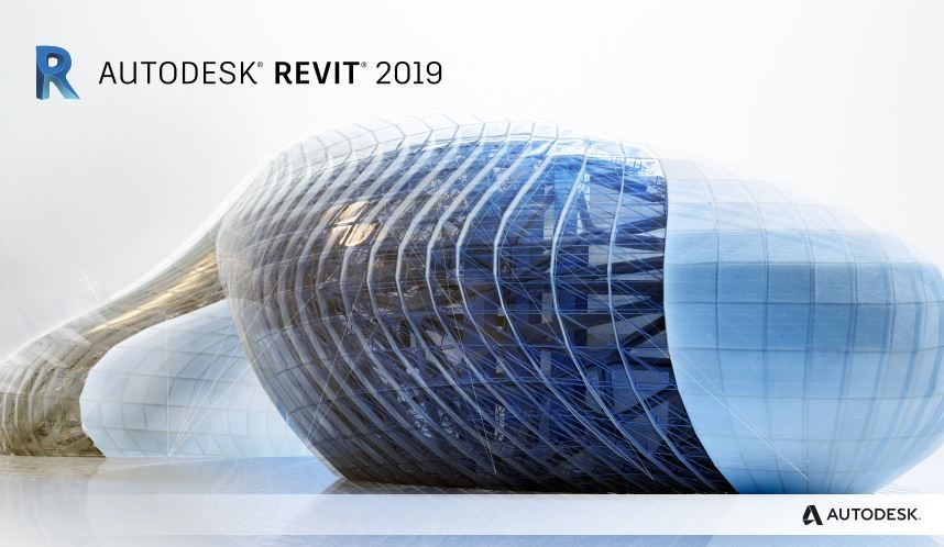 Revit 2019 loading screen