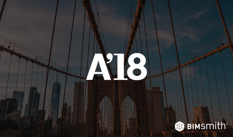A'18 AIA Conference on Architecture New York