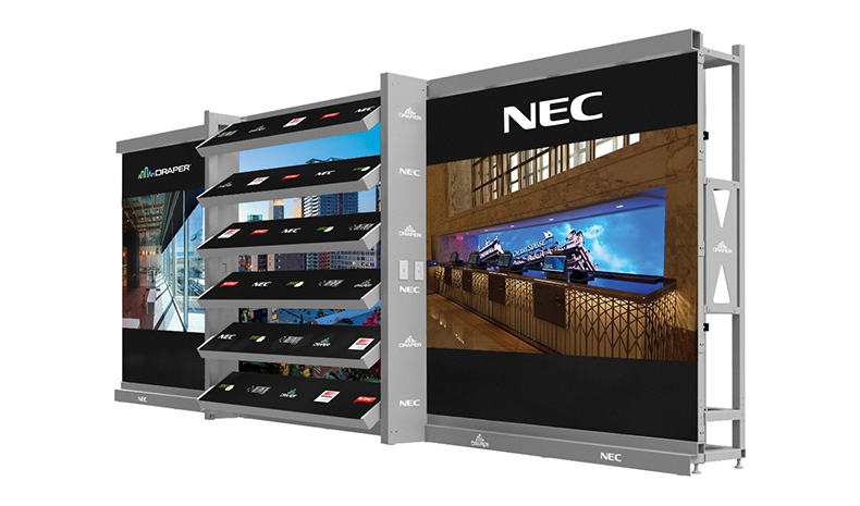 Draper, Inc. and NEC Custom Solutions