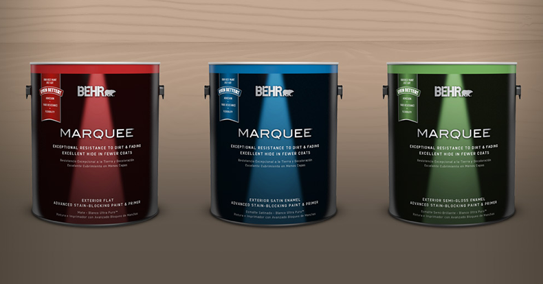 BEHR MARQUEE Exterior Paint and Primer