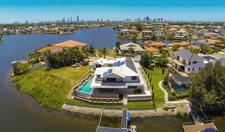 Clear Water Bay Home Queensland