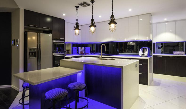 Corian Quartz Kitchen Counters