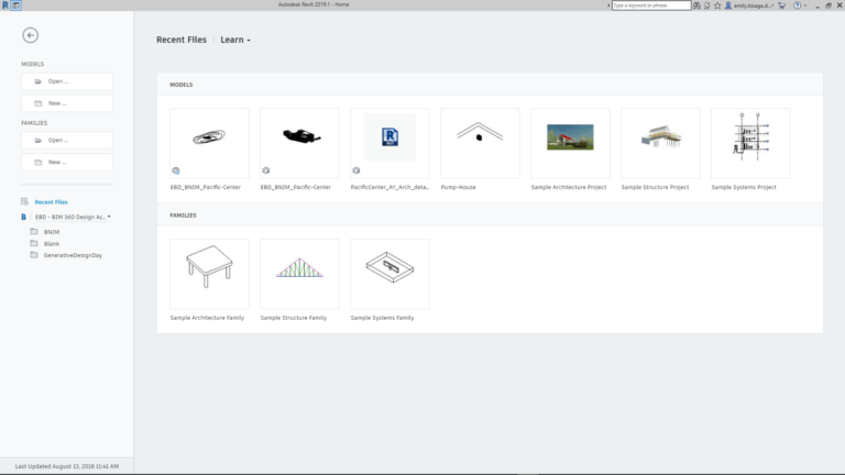 What's New in Revit 2019 1: New Features and Tools
