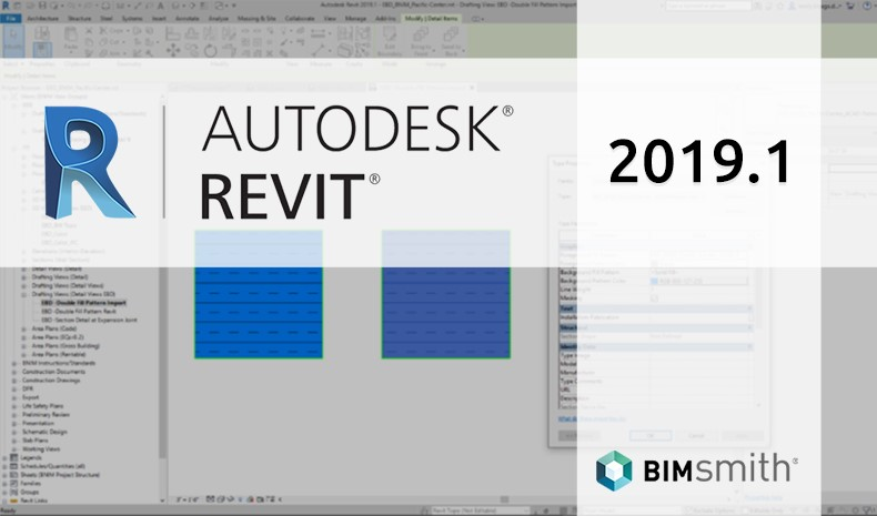 What S New In Revit 2019 1 New Features And Tools