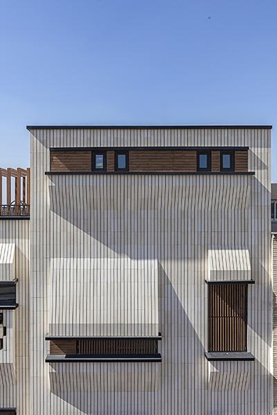 Rouzan Building Front