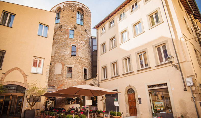 Brunelleschi Hotel Florence in Florence, Italy