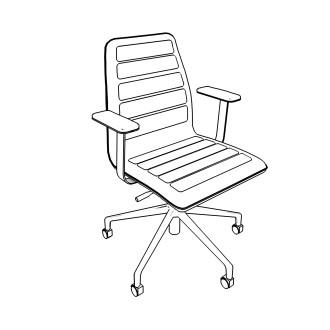 Free Seating Revit Download – Lotus - Low – BIMsmith Market