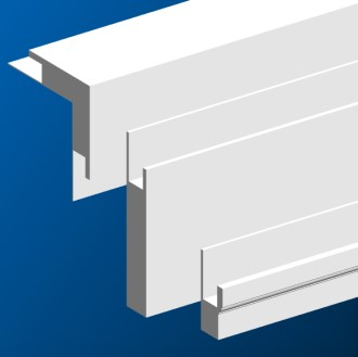Free Walls Revit J Channel Trim Bimsmith Market