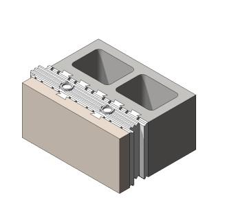 Free Concrete Masonry Unit (CMU) Revit Download – InsulTech™ CMU