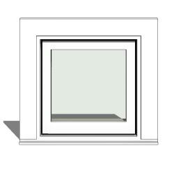 Free Sliding Door Revit Download – Clad, Wide Stile Sliding