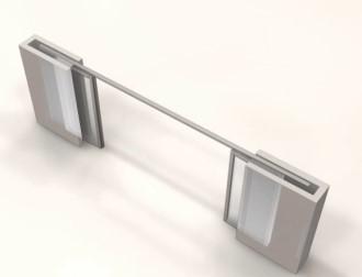 Free Doors Revit Download – HSW-66 Swing Slide – BIMsmith Market